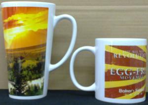 Cone mug printing Singapore
