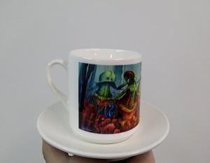 Tea cup printing Singapore