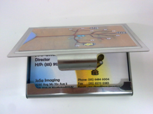 name card corporate gift printing Singapore