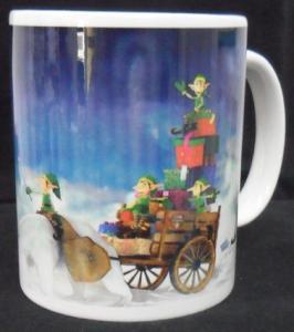 White mug printing Singapore