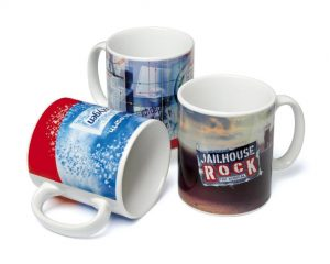 Standard white mug A